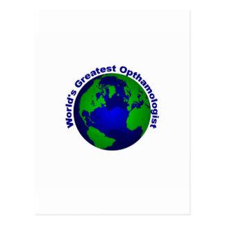 El oftalmólogo más grande del mundo postales