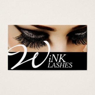 El ojo azota al Cosmetologist del artista de Tarjetas De Visita