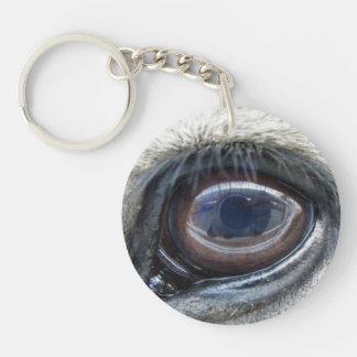El ojo de Buford Llaveros