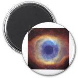 El ojo de dios imán para frigorífico