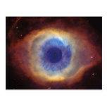 El ojo de dios postales