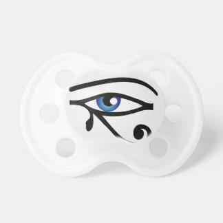 El ojo de Horus Chupetes De Bebe