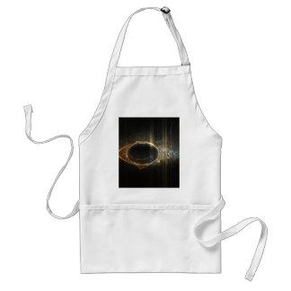 El ojo de Horus Delantal