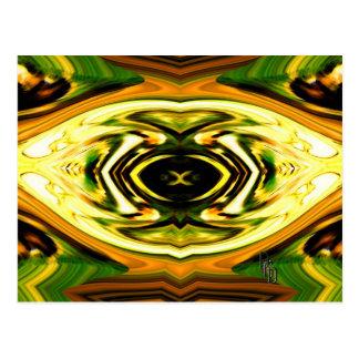 El ojo de la mente postales