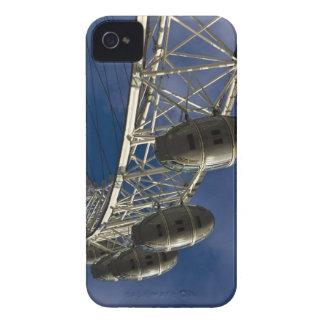 El ojo de Londres iPhone 4 Case-Mate Cobertura