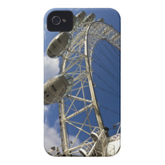 El ojo de Londres iPhone 4 Case-Mate Funda