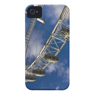 El ojo de Londres iPhone 4 Cárcasas