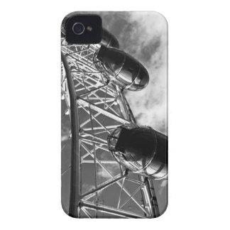 El ojo de Londres iPhone 4 Fundas