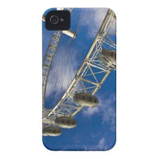El ojo de Londres iPhone 4 Cárcasa