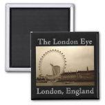 El ojo de Londres, imán de Londres, Inglaterra