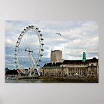 el ojo de Londres Impresiones