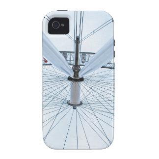 El ojo de Londres - Inglaterra iPhone 4/4S Funda