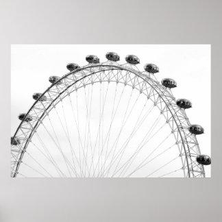 El ojo de Londres Póster