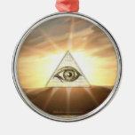 El ojo de Providence Ornamentos De Reyes