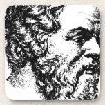 El ojo de un filósofo posavasos