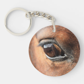 El ojo del caballo llaveros