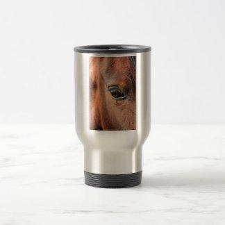 El ojo del caballo tazas