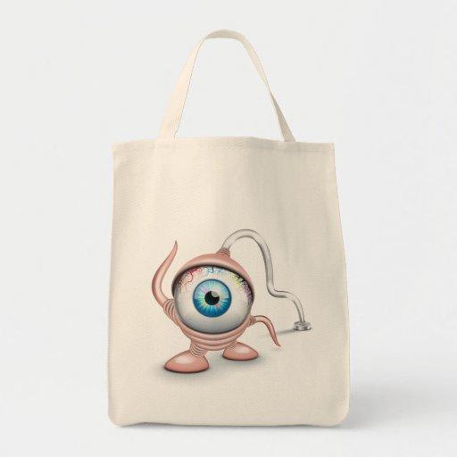 El ojo del Cyclope tapado Bolsa