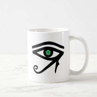 El ojo del Ra Taza De Café