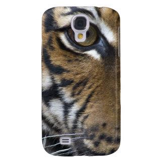 El ojo del tigre funda para galaxy s4