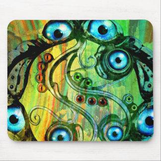 El ojo entiende tapete de raton