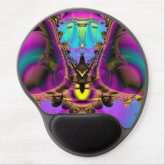 El ojo es en usted gel Mousepad de la variación 6 Alfombrillas De Raton Con Gel