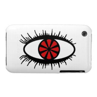 El ojo iPhone 3 Case-Mate funda