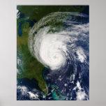 El ojo huracán Isabel del 18 de septiembre de 2003 Impresiones