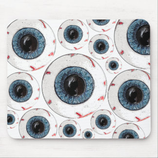 El ojo le ve alfombrilla de ratones