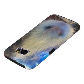 El ojo le ve caja del teléfono del conejillo de fundas samsung galaxy s6