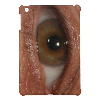 """El """"ojo le ve"""" - mini cubierta brillante del iPad"""