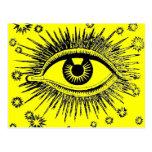 El ojo místico ve todo el ICU Postal