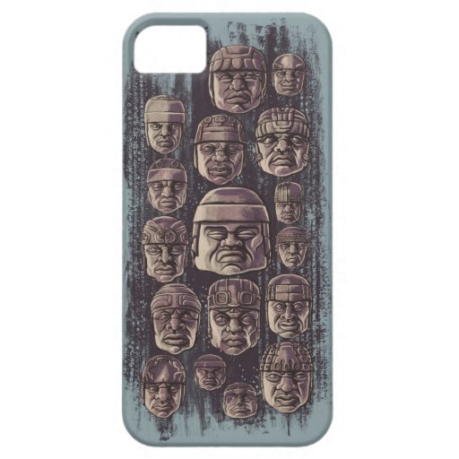 El Olmecs iPhone 5 Carcasa