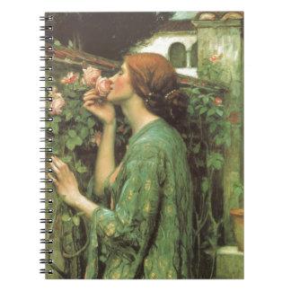 El olor de rosas libro de apuntes