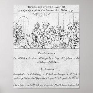 El Opera del mendigo Póster