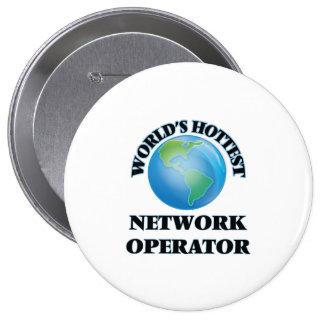 El operador de la red más caliente del mundo pin