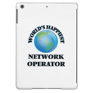 El operador de la red más feliz del mundo funda para iPad air