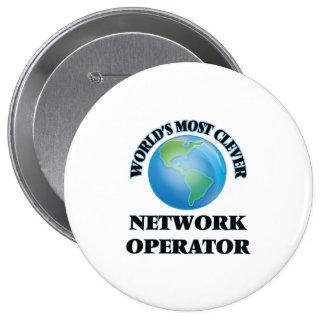 El operador de la red más listo del mundo pins
