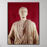 El Orating del Sulla de Lucius Cornelio Poster
