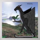 El orbe del dragón poster