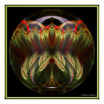 El orbe mágico de desear poster