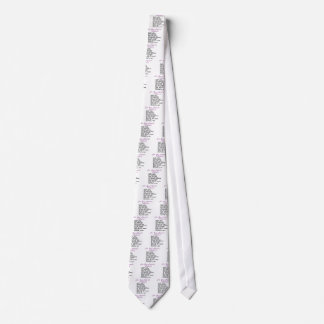 El orden del día gay [del fin de semana] corbatas personalizadas