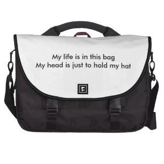 el ordenador portátil empaqueta, elegante, humor,  bolsa de ordenador