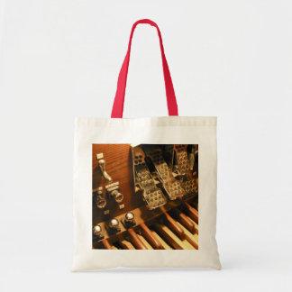 El órgano pedals bolso bolsas