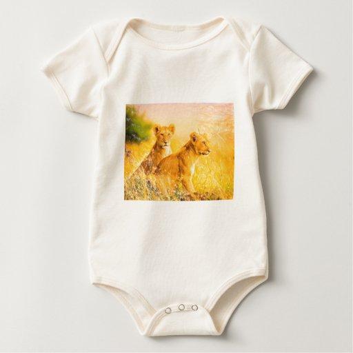 el orgullo art3 body para bebé