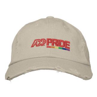 El orgullo del ADP apenó el casquillo - moreno Gorro Bordado