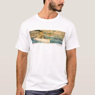 El orgullo del Pacífico en el puerto de San Playera