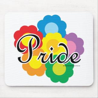 El orgullo florece LGBT Mouse Pads