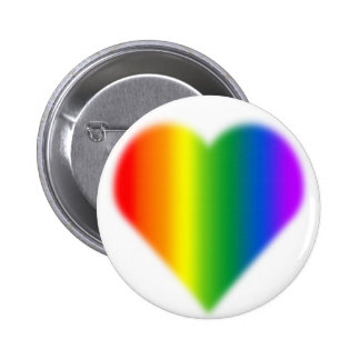 El orgullo gay abotona los botones del mismo sexo  pin redondo de 2 pulgadas