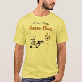 El orgullo Honee-Bunz del cocinero Playera